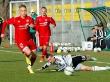 Bytovia Bytów 0:0 Pogoń Szczecin