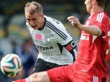 Legia Warszawa - Wisła Kraków 1:0