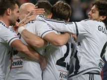 Legia Warszawa - Pogoń Szczecin 1:0