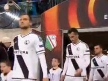 Legia Warszawa 1:0 Midtjylland