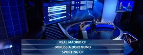 Legia zagra w grupie z Realem, Dortmundem i Sportingiem!