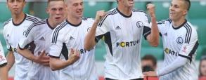 Legia Warszawa U19 1:2 Real Madryt U19