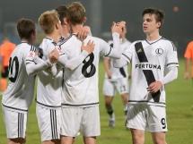 Legia Warszawa U19 2:0 Sporting Lizbona U19