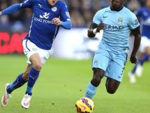 Manchester City 1:3 Leicester City