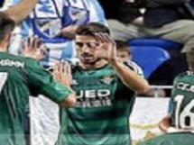 Levante UD 0:1 Betis Sewilla