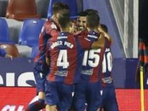 Levante UD - Real Sociedad 3:0