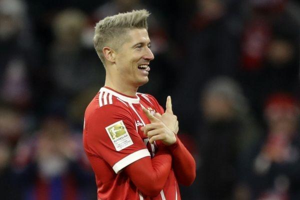 Lewy znów strzela! Dwa gole z Werderem! [Wideo]