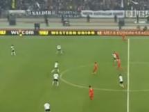 Besiktas Stambuł 1:0 Liverpool