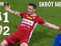 Legia Warszawa 1:2 Piast Gliwice