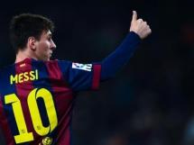 Malaga CF 1:2 FC Barcelona