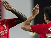 Tajlandia XI 0:4 Liverpool