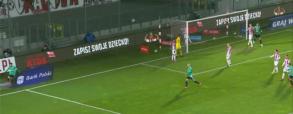 Atletico Madryt 0:0 Lokomotiw Moskwa