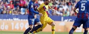 Levante UD 3:1 FC Barcelona