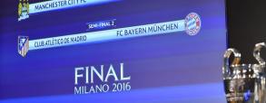 Znamy pary półfinałowe Ligi Mistrzów!