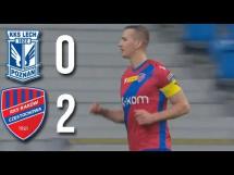 Lech Poznań 0:2 Raków Częstochowa