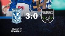Lech Poznań 3:0 Valmiera [Filmik]