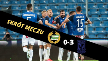 Hammarby 0:3 Lech Poznań [Filmik]