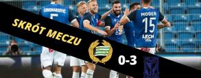 Hammarby 0:3 Lech Poznań