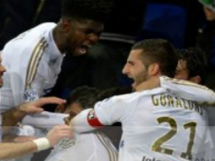 Olympique Lyon 5:1 Guingamp