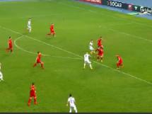 Macedonia - Słowacja 0:2
