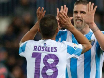 Malaga CF 1:1 Real Madryt