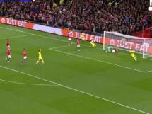 Manchester United 2:1 Villarreal CF