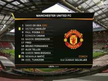 Manchester United 2:0 Granada CF