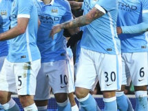 Manchester City 4:0 Stoke City