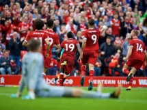 Crystal Palace 0:2 Liverpool