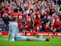 Crystal Palace 0:2 Liverpool