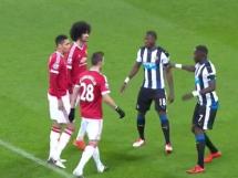 Newcastle United 3:3 Manchester United