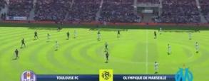 Toulouse - Olympique Marsylia