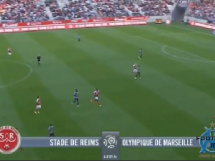 Reims 0:5 Olympique Marsylia