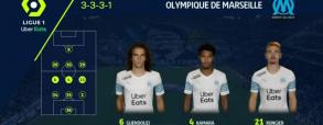 Olympique Marsylia 4:1 Lorient
