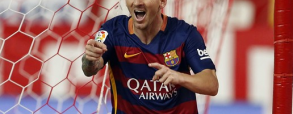 Hat-trick Leo Messiego w meczu z Rayo Vallecano!