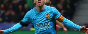 Gol Messiego z karnego! Barca prowadzi 2-0!