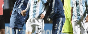 Kontuzja Leo Messiego w meczu z Hondurasem
