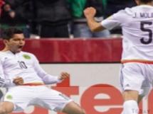 Meksyk 1:0 Chile