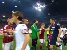 AC Milan - Cagliari 3:1