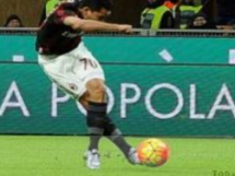 Alessandria 0:1 AC Milan
