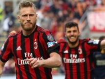AC Milan 4:1 Verona
