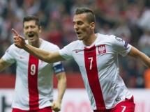 Polska 4:2 Islandia
