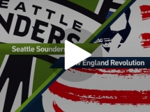 Seattle Sounders 3:3 New England Revolution