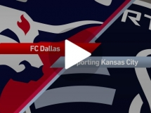 FC Dallas 1:0 Kansas City