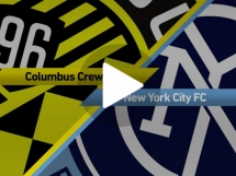 Columbus Crew 2:3 New York City FC