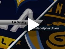 Los Angeles Galaxy 0:0 Philadelphia Union
