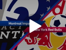 Montreal Impact 1:0 New York Red Bulls