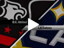 DC United 0:0 Los Angeles Galaxy