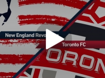 New England Revolution 3:0 Toronto FC