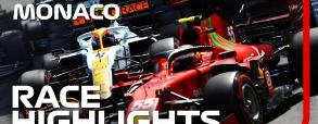 Grand Prix Monako : wyścig -